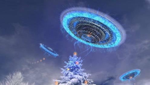 UFO现身西班牙,NASA坐不住了:快给我视频