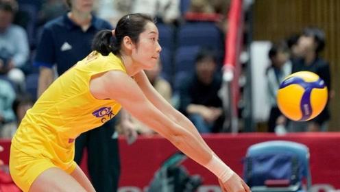 豪取7连胜!中国女排3-0美国,朱婷狂砍23分,夺冠近在咫尺