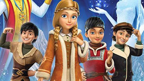 《冰雪女王4魔镜世界》口碑爆棚,获赞暑期最惊喜动画!