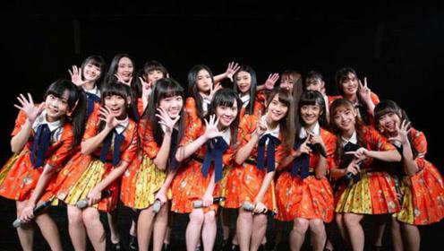 AKB48 Team TP庆成军一周年 感性泪洒舞台