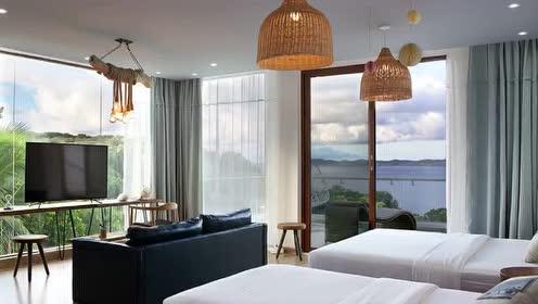 帕劳,白露酒店。在这个只有2万人的还没有和中国建交的岛国,几位中国兄弟克服重重困难建起的一家酒店,品质精良,推荐!