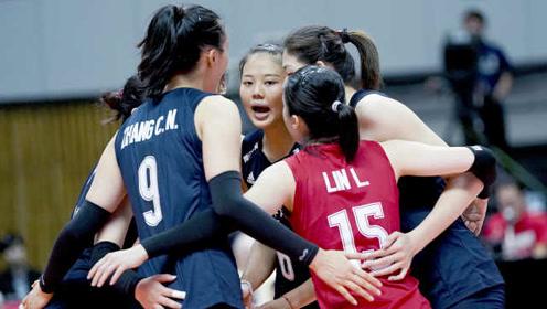 朱婷轮休,中国女排3-0肯尼亚队豪取八连胜