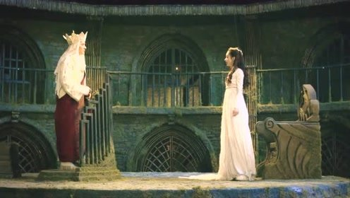 西游记女儿国:这样的赵丽颖,冯绍峰完全拒绝不了,所以就结婚啦