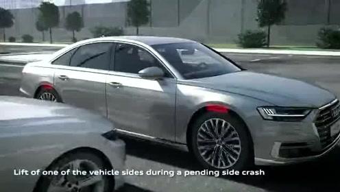 奥迪A8L-智能车身平衡系统