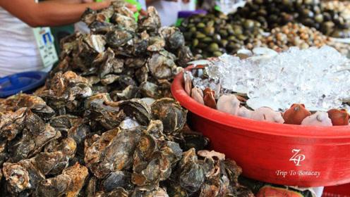 迪拜的富人们平时吃什么?看看菜市场,网友:差距太大!