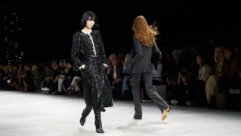2020春夏巴黎时装周 Celine秀场