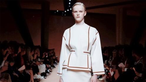 2020春夏巴黎时装周 Hermes爱马仕秀场