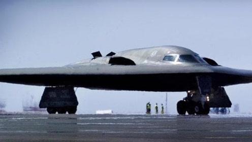 揭秘:B2隐身轰炸机为何怕下雨?神秘设备进水就发疯
