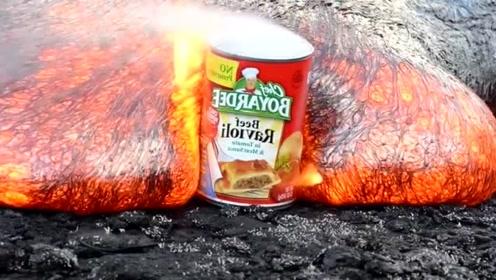 """火山能用来""""回收""""垃圾吗?70亿吨垃圾倒进去会造成什么后果?"""