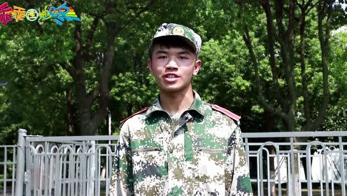 青春热血正当时——记扬州大学2019级军训