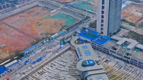 全球最强搬家,3万吨车站直接旋转90度,外国人:怎么做到的!