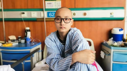 病房内14岁女学霸患重症久治不愈 烈日下父亲捡废品想救她一命