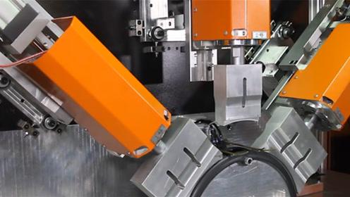 先进的焊接技术,超声波焊接电线,原来超声波可以这样用!