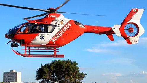 直升机尾部为什么要安装一个小号螺旋桨?它是为了装饰吗?