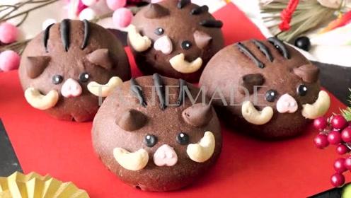 猪猪这么可爱,让我一口吃掉它!