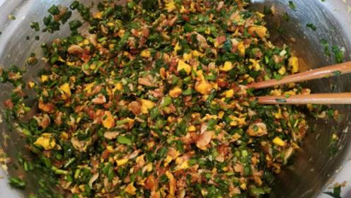 """韭菜和它一起包饺子,多吃一口就是一嘴""""毒"""",致癌物太多了!"""
