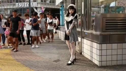 日本女孩用了9年时间,把自己弄成真人娃娃,网友:漂亮!