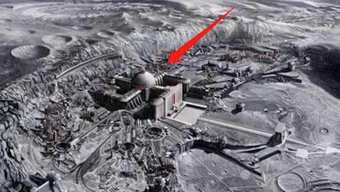 嫦娥四号拍到月球背面,发现大量不明建筑物,专家:外星人所建?