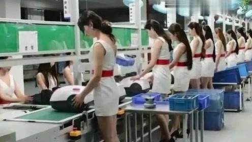 世界上最神秘的工厂,员工穿尿不湿上班,网友:这画面太喜感了