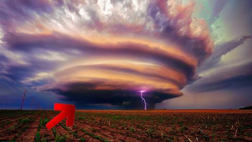 四大自然灾害,深感人类的渺小