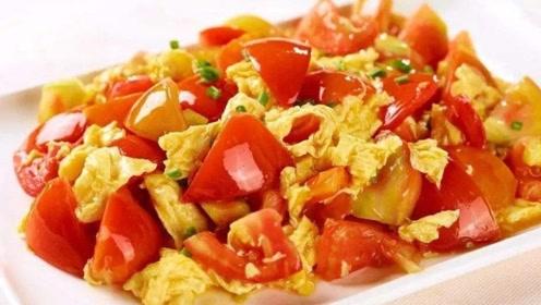 """西红柿炒鸡蛋直接下锅炒?多加这""""2""""步,营养好吃香嫩多汁"""