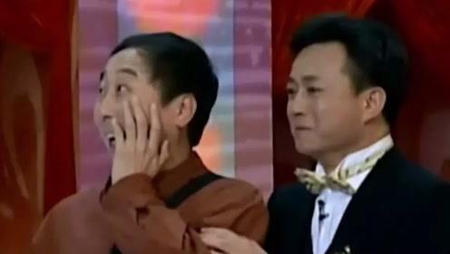 冯巩与朱军曾经是好搭档,现在一位风光无限,另一位却失意落魄