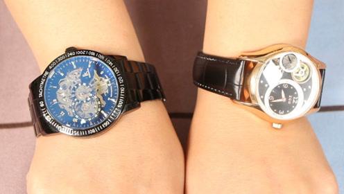 喜欢戴手表,选择钢带的好还是皮带的好,现在知道还不算晚