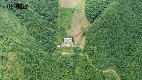 广西深山:这样的地方这样的房子,这家人想必不简单吧?