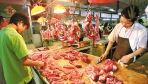 为什么肉摊卖的牛羊肉都是挂着,而猪肉却是摆着?原来都是套路!