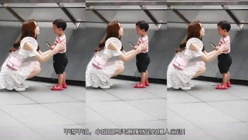 """喜欢小姐姐的""""神仙侧颜""""!法式白裙更仙"""