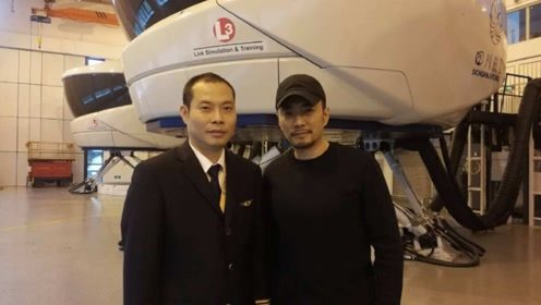 中国机长:张涵予开的飞机竟然是真的,难怪细节这么到位,太厉害