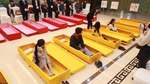 """韩国开设死亡学校 让所有学生都""""自杀"""" 这样的课你敢上吗?"""