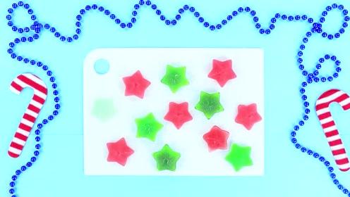 """创意糖果饰品,棒棒糖的创意玩法,手工制作糖果""""小彩灯"""""""