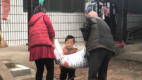 农村公爹让儿媳去买麦种,啥麦种6元一斤?70岁老人第一次见!