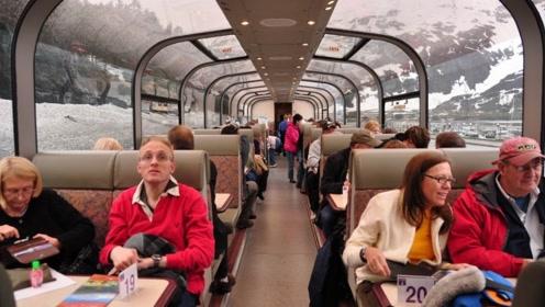 美国这么发达,为啥一直不建高铁?看完他们的火车就明白了