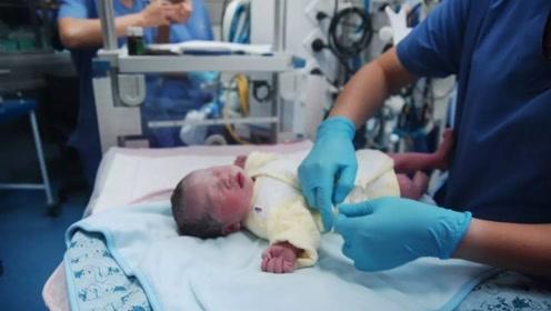 医院新生儿数量众多,抱错孩子时有发生?医生教你如何辨别