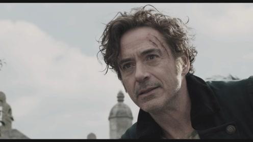 小罗伯特·唐尼主演《多力特的奇幻冒险》发布首支中字预告