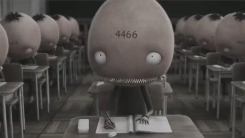 僵式教育禁锢人的思想,4483号学生终于爆发,向善却不得善终