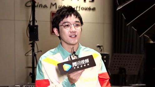 专访钟易轩:特别不会起歌名 经常和明子们交流意见