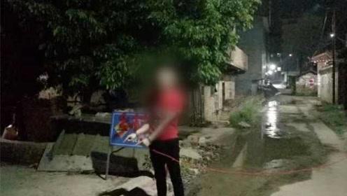 男子凌晨进村毒狗偷狗被拘15日:晚上睡不着想吃狗肉