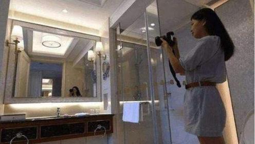 为什么不少酒店卫生间设计成透明玻璃,不怕隐私泄露吗?长见识了