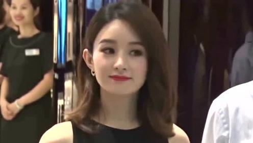 赵丽颖32岁生日,粉丝一句话霸屏,二叔冯绍峰会去探班吗
