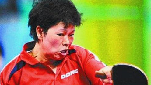 52岁狂虐福原爱,54岁击败日本小将,中国大妈也太强了吧!