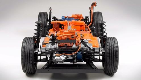 Volvo XC40 Recharge动力单元