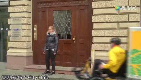 颠覆传统的自行车,躺着骑,能让上路吗