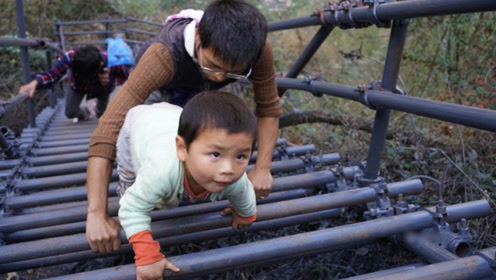 """世界上最危险的村庄,孩童都会""""飞檐走壁"""",就在中国你想去吗"""