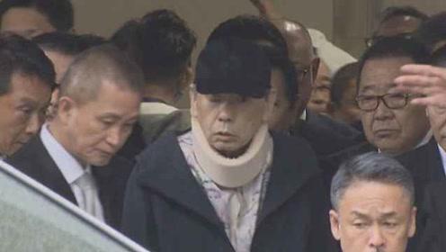 山口组二号头目出狱,直奔老大住所会面,日本警方担忧黑帮火拼