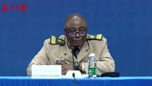 国际军体秘书长:1995年举办第一届军运会时,还没有现在的5G技术