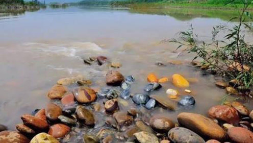 中国玉石最多的河,产出最美玉石无数,随便捡到一块都能暴富!