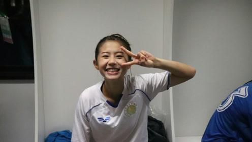 """中国最美""""女足球员""""因拿不到奖金一气之下退役,2年之后回归!"""